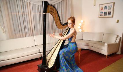 Erin Hill, Harpist & Singer
