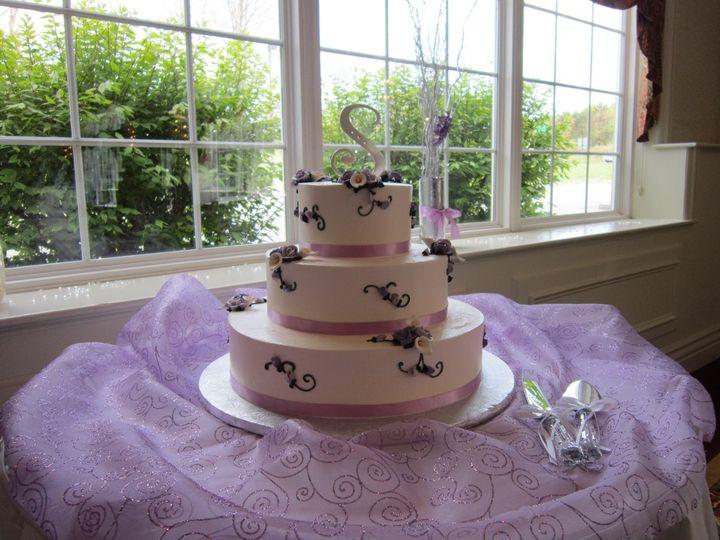 Tmx 1347893847997 IMG0400 Castleton On Hudson wedding cake