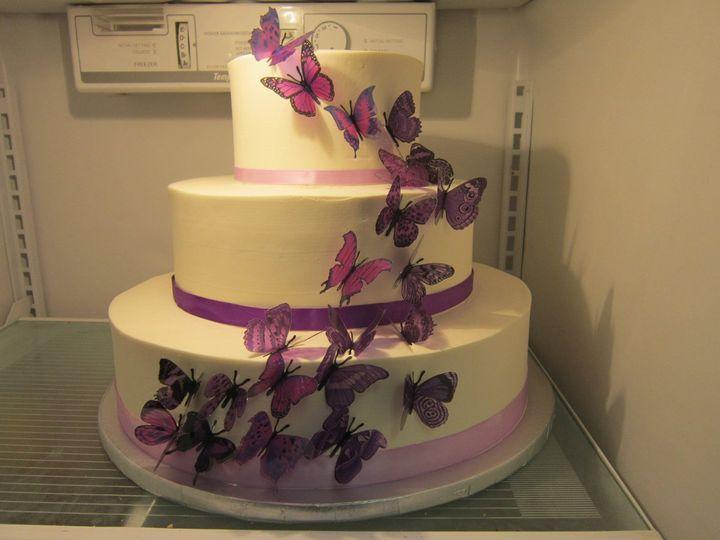 Tmx 1347894877640 IMG0866 Castleton On Hudson wedding cake