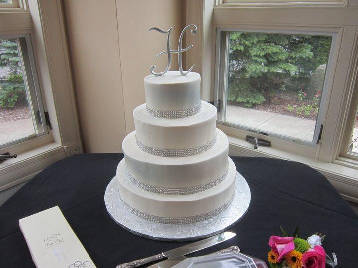Tmx 1347895113761 IMG0546 Castleton On Hudson wedding cake