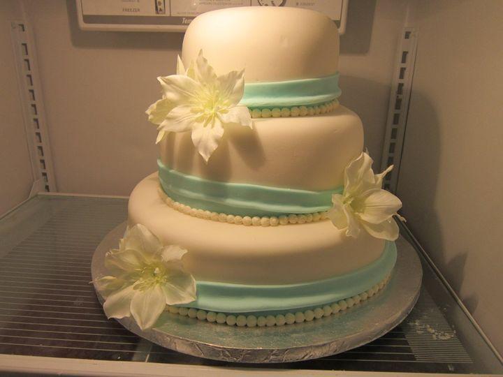 Tmx 1347895459137 IMG0870 Castleton On Hudson wedding cake