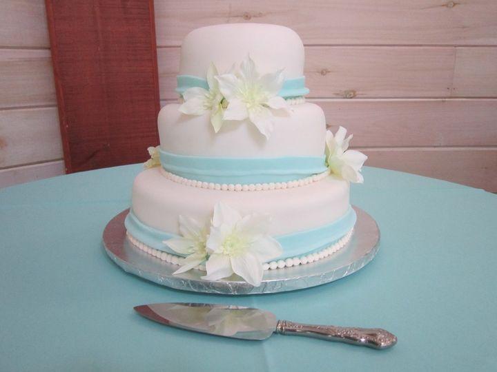 Tmx 1347895552728 IMG0882 Castleton On Hudson wedding cake