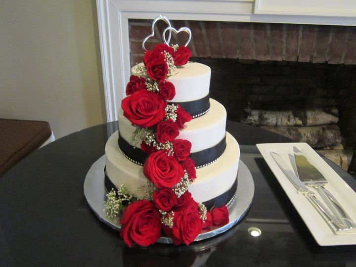 Tmx 1347895714991 IMG0805 Castleton On Hudson wedding cake