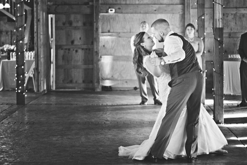 First dance 💕