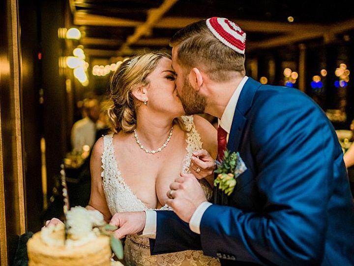 Tmx Dj Photos Janice Sam Cake Cutting Kiss 51 496956 160009241335794 Cleveland, OH wedding dj