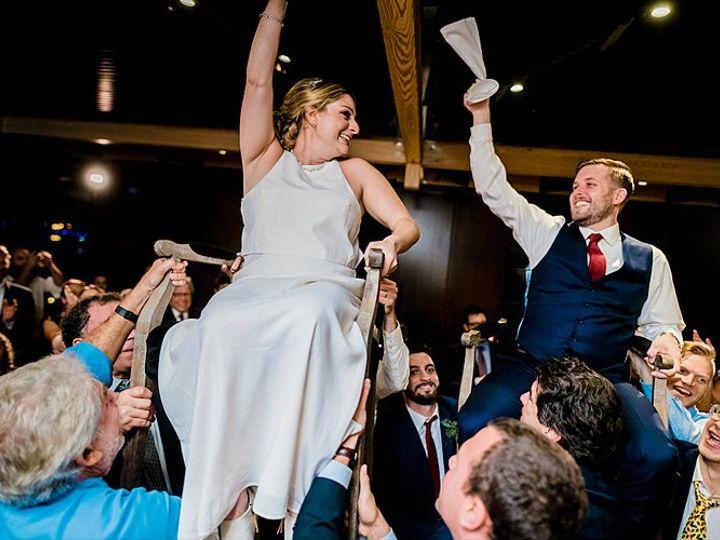 Tmx Dj Photos Janice Sam In Chairs 51 496956 160009184733857 Cleveland, OH wedding dj