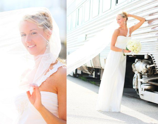 Can't get enough bridal portraits.  My favorite part of a wedding.  Gives me a chance to show off my...