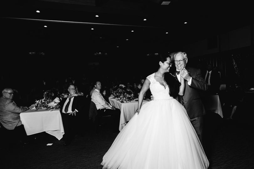 Father Daughter Dance - Pelican Brewing.  Photo by Imago Dei Photography