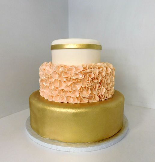 Cakes for Occasions - Wedding Cake - Danvers, MA - WeddingWire