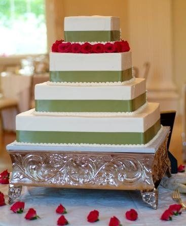 Tmx 1244213057375 Squareribbon Danvers wedding cake