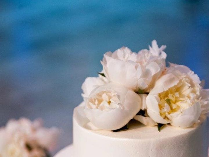 Tmx 1358807540696 Freshflowers Danvers wedding cake
