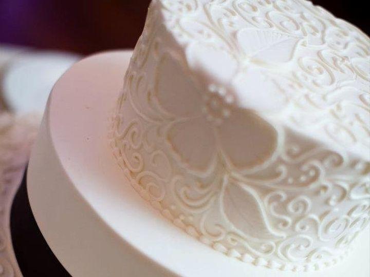 Tmx 1358807542008 Lacescroll Danvers, MA wedding cake