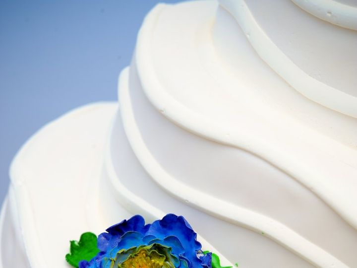 Tmx 1358807545466 Sugarflowers Danvers, MA wedding cake