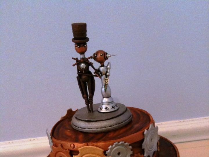 Tmx 1358808518228 SteampunkO Danvers wedding cake