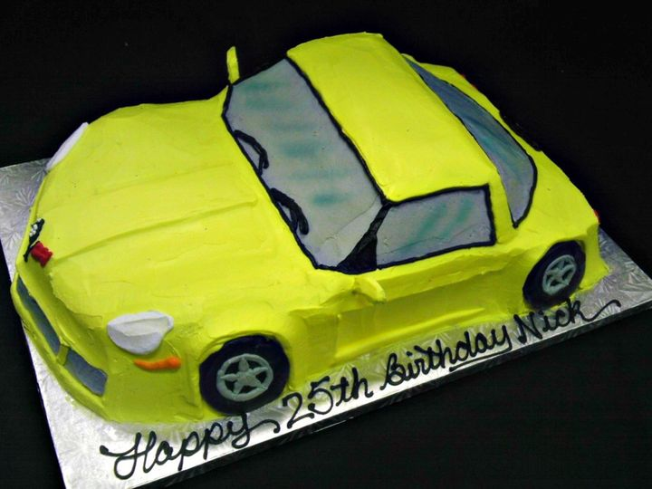 Tmx 1358808838828 Corvettecake Danvers, MA wedding cake