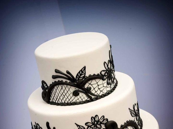 Tmx 1358809395622 Bharatcakes053 Danvers, MA wedding cake
