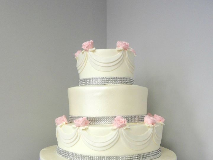 Tmx 1478711349520 Disney Wedding Danvers, MA wedding cake