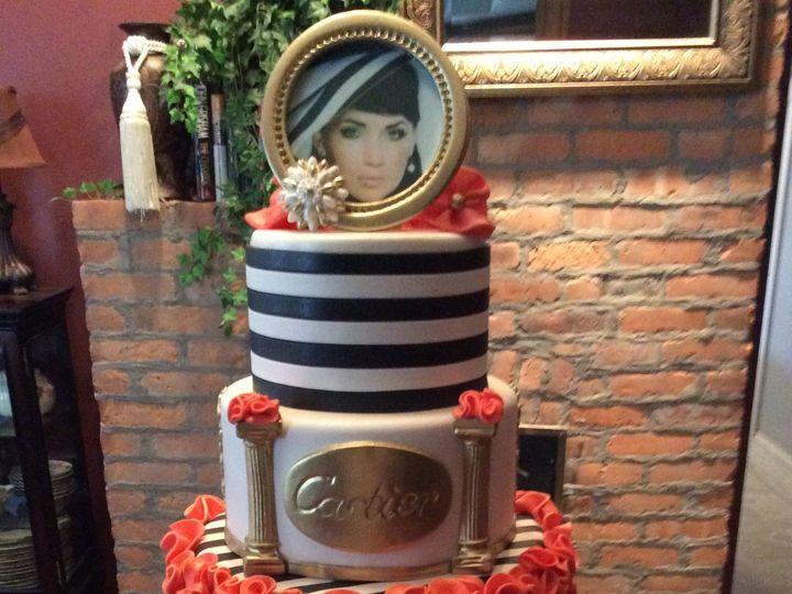 Tmx 1485207710692 Img1247 Schenectady, New York wedding cake