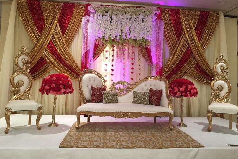 Drapery and decor