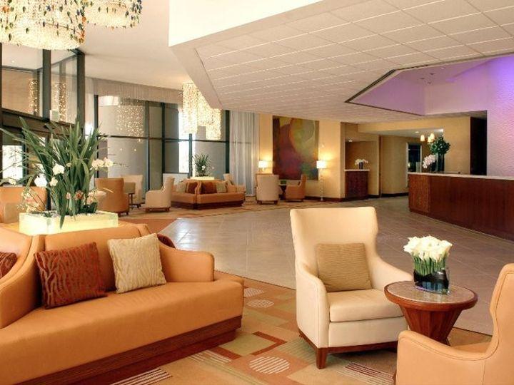 Tmx 1442511280009 Lobby Burlingame, CA wedding venue