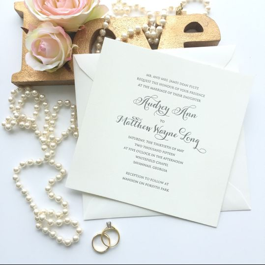 Invitation Galleria - Invitations - Tampa, FL - WeddingWire