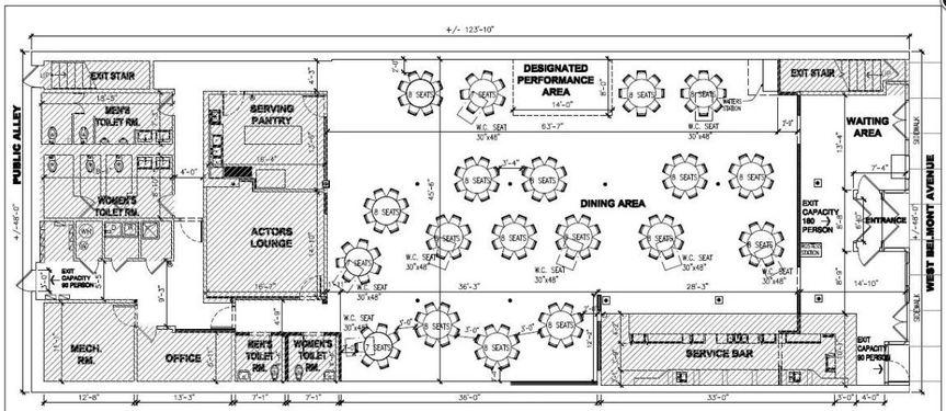 ctw floor plan