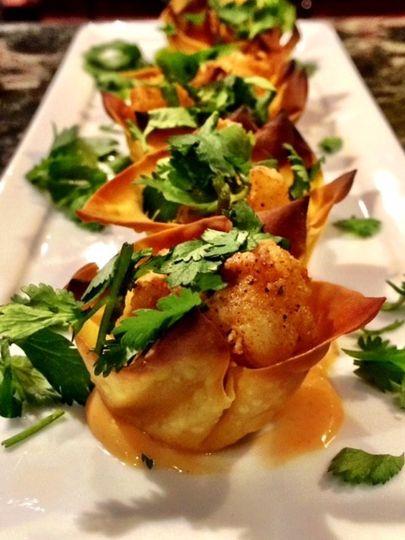 Fired dumpling