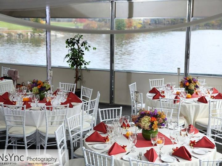 Tmx 1463246709469 Set Up In Patio 2 Staten Island, NY wedding venue