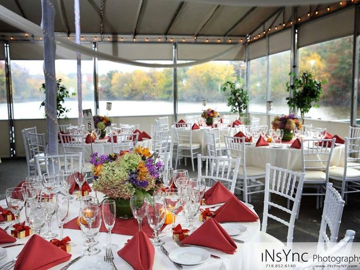 Tmx 1463246724417 Set Up In Patio Staten Island, NY wedding venue