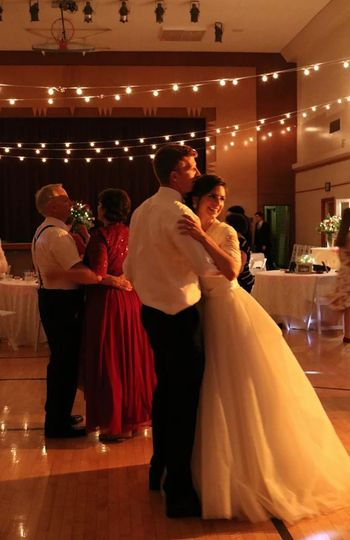 String Light First Dance