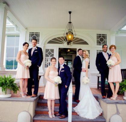 Homestead steakhouse wedding