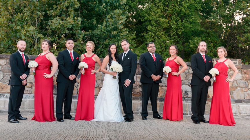ballroom wedding 5