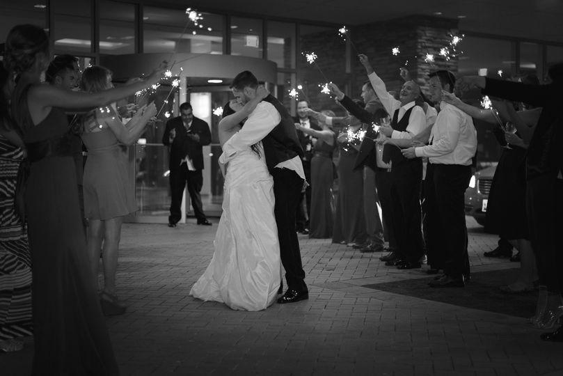 ballroom wedding 9