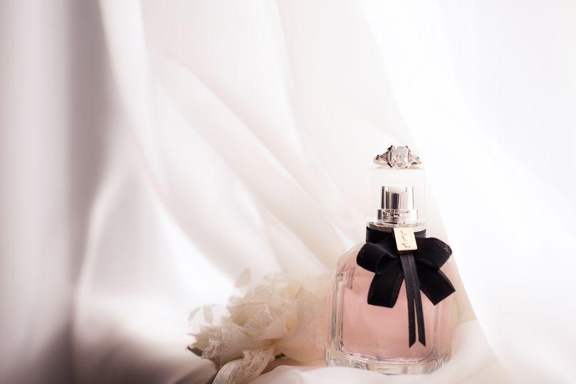 perfume ring detail