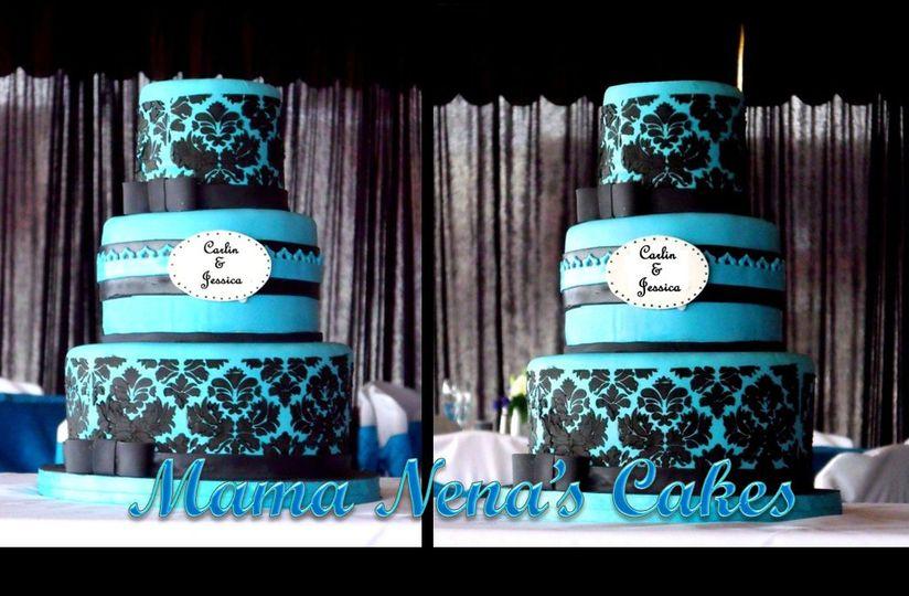 weddingcakesRosepineLA
