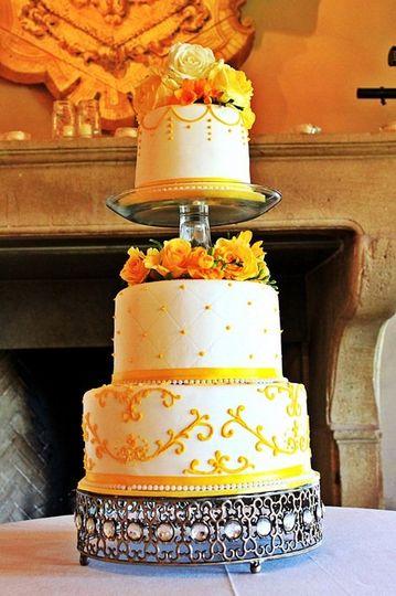 weddingcakeleesvile
