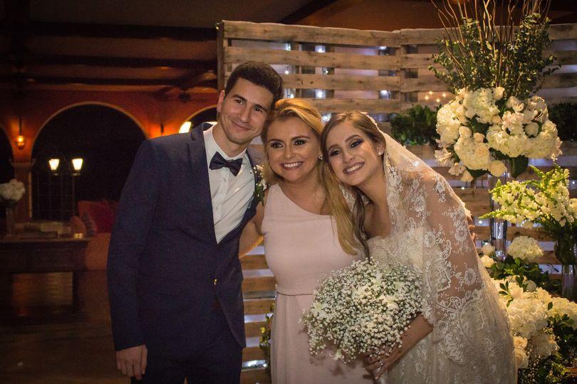Concierge-style luxury wedding