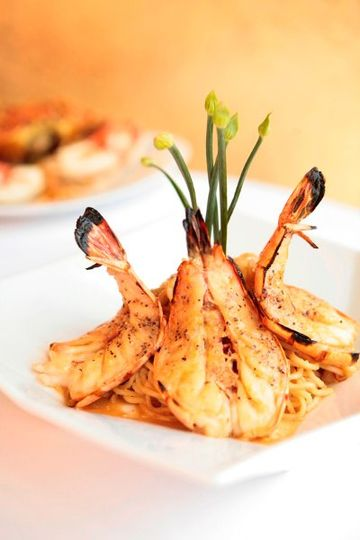 AN Catering + Crustacean's Famous Garlic Noodles with Prawns will be the culinary highlight of your...