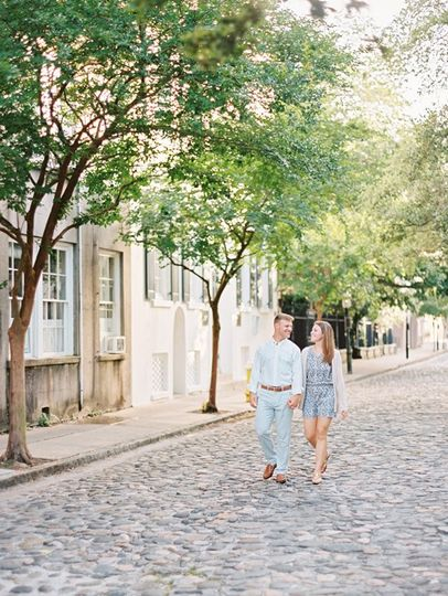 Charleston Engagement - inContrast Images