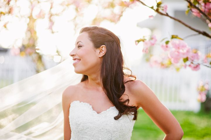 Louisburg Bridal Session