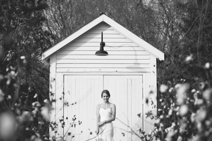 Raleigh Bridal Session - inContrast Images