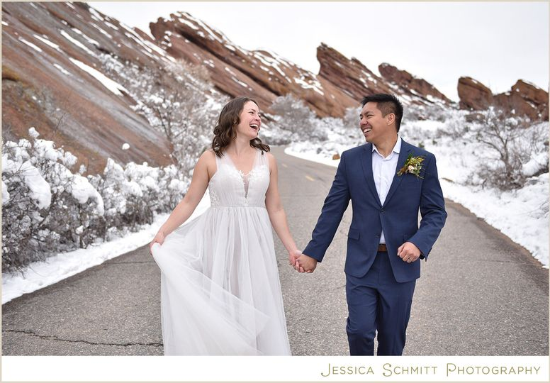 Red Rocks wedding photography