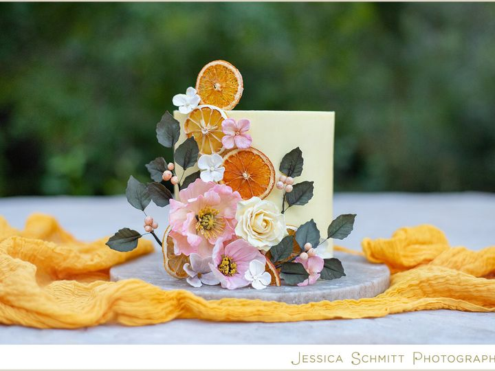 Tmx Summer Wedding Cake Oranges 51 192166 161879499623993 Denver, CO wedding photography