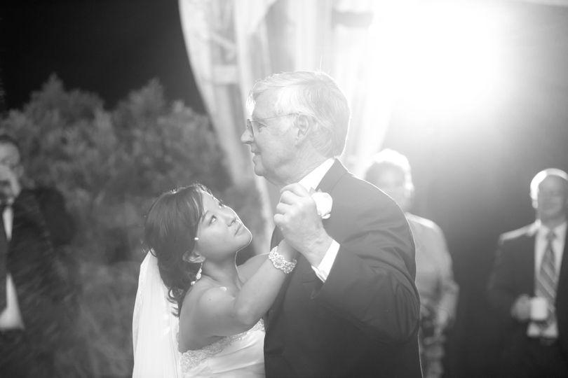 Dancing the bride