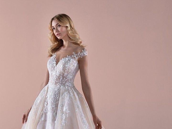 Tmx Nicole Spose Roa20471 Romance Moda Sposa 2020 860 720x 51 3166 158740660085638 Brooklyn wedding dress
