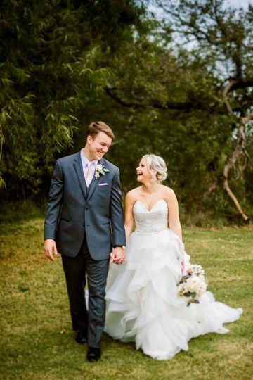 McGranahan Barn Wedding Day