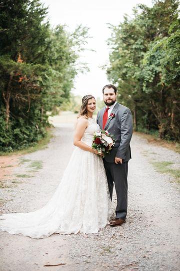 Majestic Pines Summer Wedding
