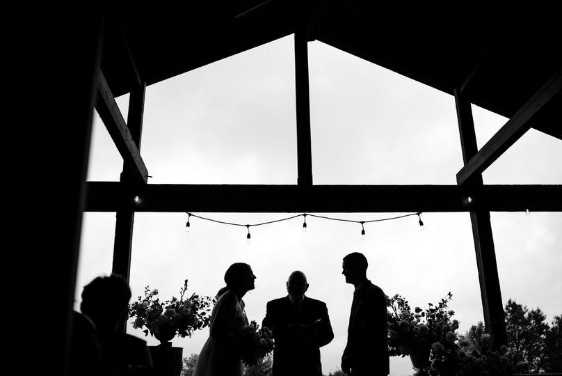 Intimate Tulsa Wedding