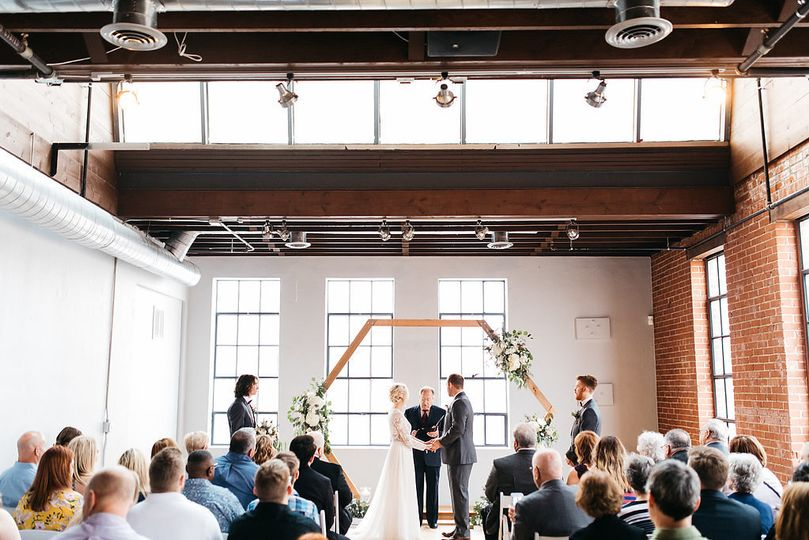 OKC Holloway House Wedding