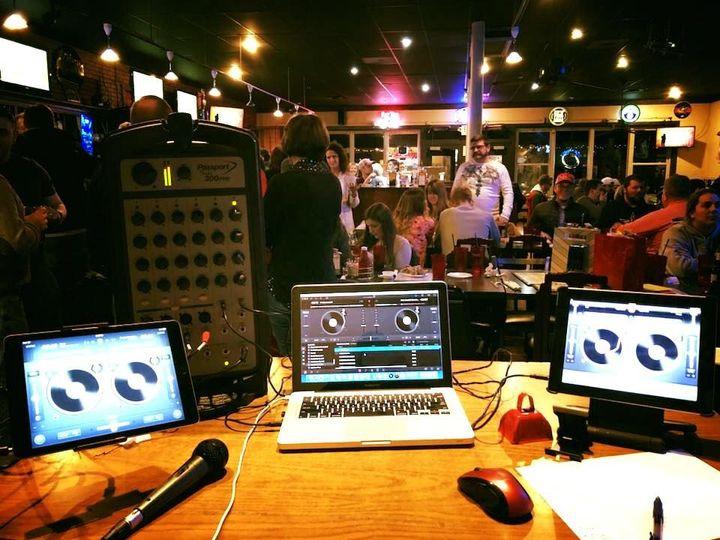 DJ equipments